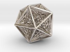 Icosahedron collapsing axis in Platinum