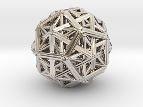 Hedron star Family Version 1 in Platinum