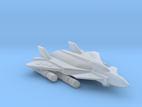 """285 Scale Gorn G-12 """"Chimera"""" Fast Fighter MGL in Smooth Fine Detail Plastic"""