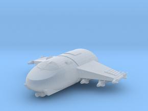 """285 Scale Klingon Z-H """"Zerhon"""" Heavy Fighter MGL in Smooth Fine Detail Plastic"""