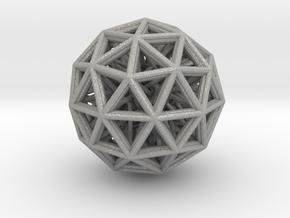 Geometric sphere with connected vertics in Aluminum
