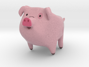 Waddles in Natural Full Color Sandstone