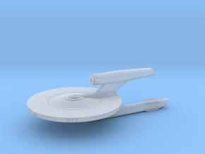 Confederation Einstein Class Scout Destroyer in Smooth Fine Detail Plastic