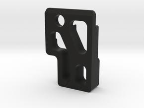 GoPro Audio Adapter USB Brace in Black Natural Versatile Plastic