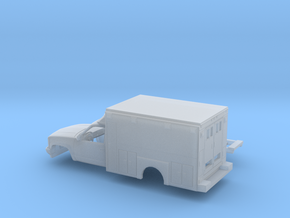 1/87 1990-98 Chevy Cheyenne RegCab Swedish Style  in Smooth Fine Detail Plastic
