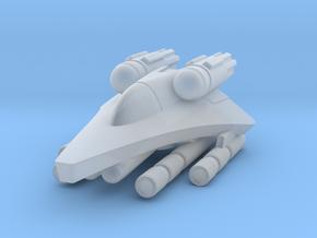 "285 Scale Gorn G-18K ""Serpent"" Fighter WEM in Smooth Fine Detail Plastic"