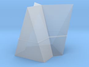 Xymphedron in Smooth Fine Detail Plastic