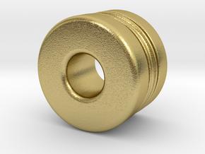 T-std030X in Natural Brass