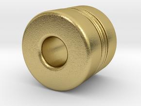 Z-n24030X in Natural Brass