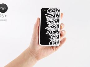 The Vibe iPhone Case - 3378272:1.33 in Black Strong & Flexible