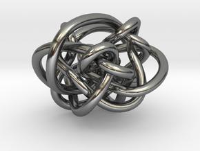 B&G Link 25 in Polished Silver (Interlocking Parts)