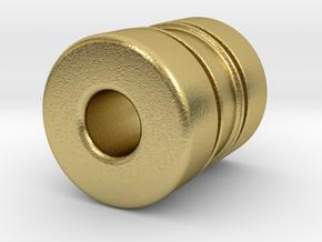 Z-std055X in Natural Brass