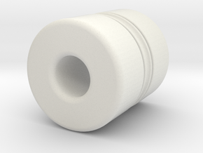 N-n18030X in White Natural Versatile Plastic