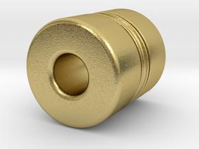 N-n18030X in Natural Brass