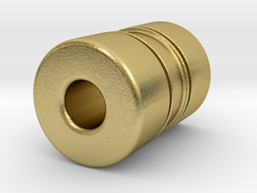 N-n36040X in Natural Brass