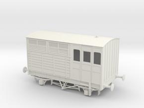 a-32-ltsr-d31-horsebox-1 in White Natural Versatile Plastic