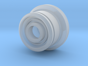 Artoo De Ago's 1:2.3 restraining bolt, bolt/flat in Smooth Fine Detail Plastic
