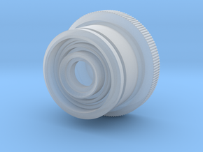 Artoo De Ago's 1:2.3 restraining bolt, open, curve in Smooth Fine Detail Plastic