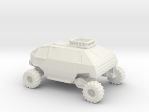 Printle Thing Rover - 01 in White Natural Versatile Plastic