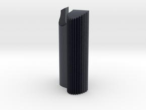 Olympus OM Grip 1 with Vertical Ridges in Black Professional Plastic