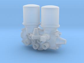 Lufttrockner 1:14,5 in Smoothest Fine Detail Plastic