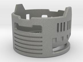 Graflex Mentor - Var1 Part13 - Gen Gate 2 in Gray Professional Plastic