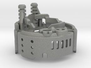 Graflex Mentor - Var1 Part6 - Gen Gate 1 in Gray Professional Plastic