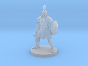Half Orc Gladiator 2 in Smooth Fine Detail Plastic