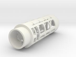 Graflex 2.0 - Padawan Chassis - All-in-1 in White Premium Versatile Plastic