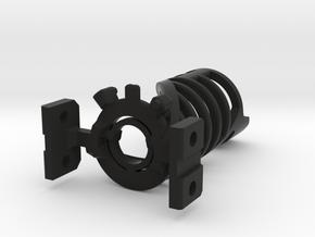 Graflex2.0 - Master Chassis - 5/7 CC 1 in Black Premium Versatile Plastic