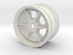 tamiya astute right rear wheel in White Natural Versatile Plastic