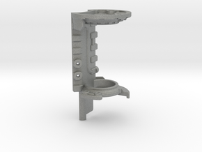 NWL Kanan - Master Part5 Lightsaber Chassis in Gray PA12