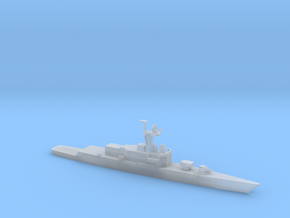 1/700 Scale Bronstein class in Smooth Fine Detail Plastic