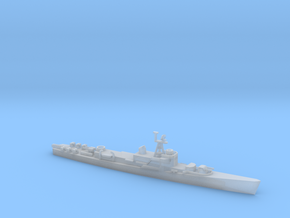 1/700 Scale Dealey Class in Smooth Fine Detail Plastic
