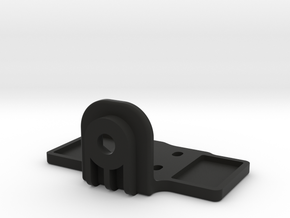 "CineRT High Bright 1/4""UNC Base in Black Natural Versatile Plastic"
