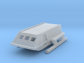 1/350 TOS Shuttlecraft in Smooth Fine Detail Plastic