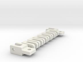 Kupplungen_LF2 in White Natural Versatile Plastic