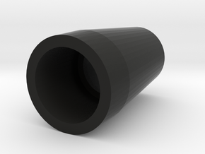 SunShade in Black Natural Versatile Plastic