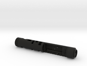 DM1 CFv9  in Black Natural Versatile Plastic