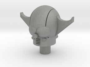 Giant Acroyear Armroid Head 1 in Gray Professional Plastic