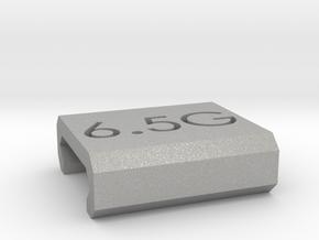 Caliber Marker - Picatinny - 6.5 Grendel in Aluminum
