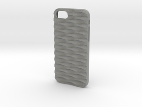 iPhone 7 & 8 Case_Seamless in Gray PA12