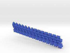 cis_strand_ball in Blue Processed Versatile Plastic