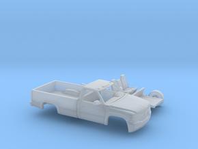 1/160 1999-02 Chevy Silverado 2500 RegCab LongBed  in Smooth Fine Detail Plastic
