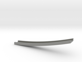 Motorway 1 Bridge 1:1000 scale in Gray Professional Plastic