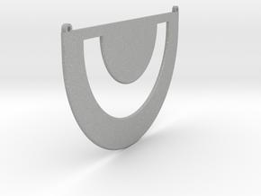 Crimson Dawn Logo Necklace Qira Vos Maul in Aluminum