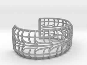 Tire Bracelet in Aluminum