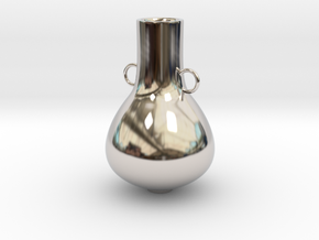 VASE in Platinum