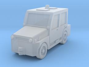Comet4DK tractor in Smoothest Fine Detail Plastic: 1:87 - HO