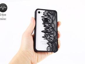 The Vibe iPhone Case - 40033196:7.67 in Black Natural Versatile Plastic